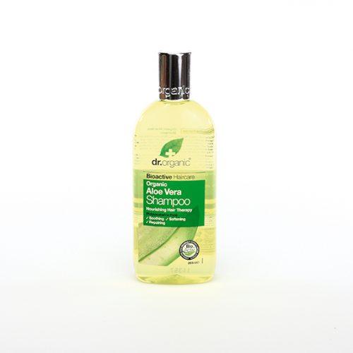 Champu de Aloe Vera Organica 265 ml.