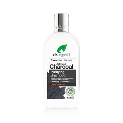 Champu de Carbon Activo Organico 265 ml.