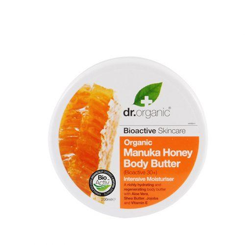 Crema Corporal de Miel de Manuka Organica 200 ml.