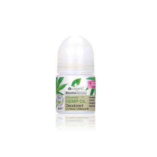 Desodorante de Aceite de Cañamo Organico 50 ml.