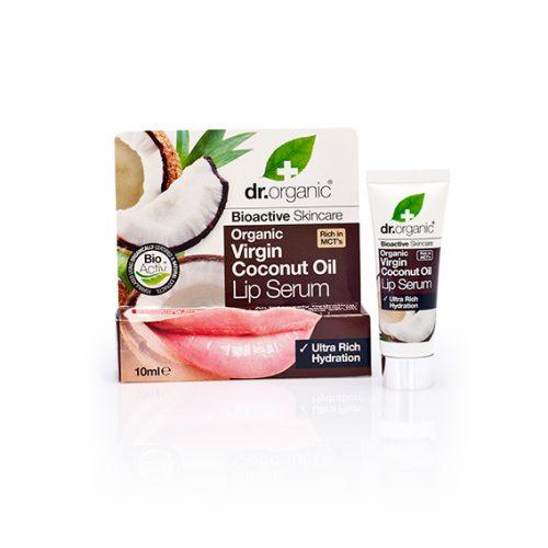 Serum Labial de Aceite de Coco Virgen Organico 6x10 ml..