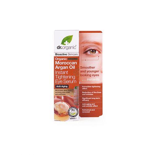 Serum de Ojos Instantaneo de Aceite de Argan Organico 30 ml.