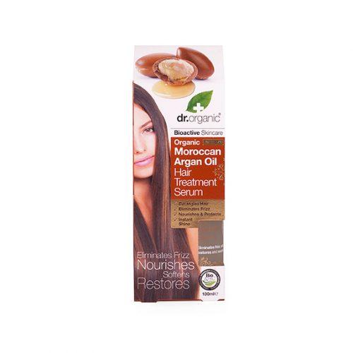 Serum de Tratamiento para el Cabello de Aceite de Argan Organico 100 ml.