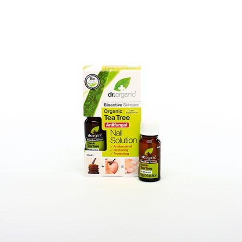 Solucion para el Cuidado de Uñas de Arbol de Te Organico 10 ml.