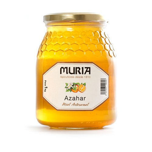 Miel de Azahar 1 kg