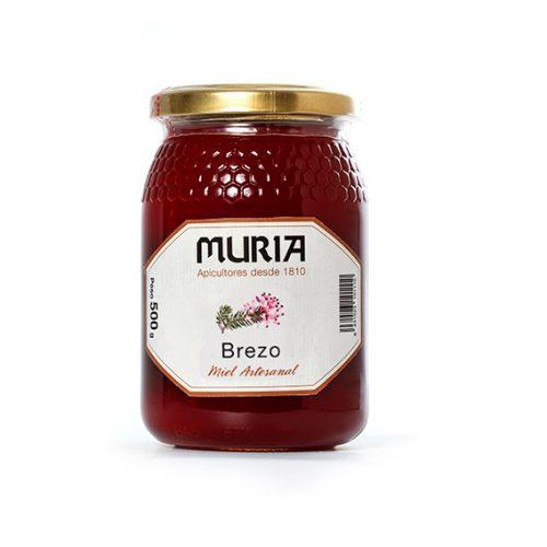 Miel de Brezo 500 gr