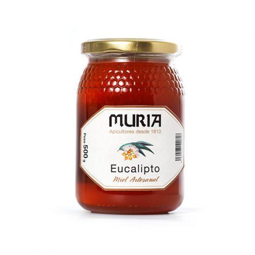 Miel de Eucalipto 500 gr