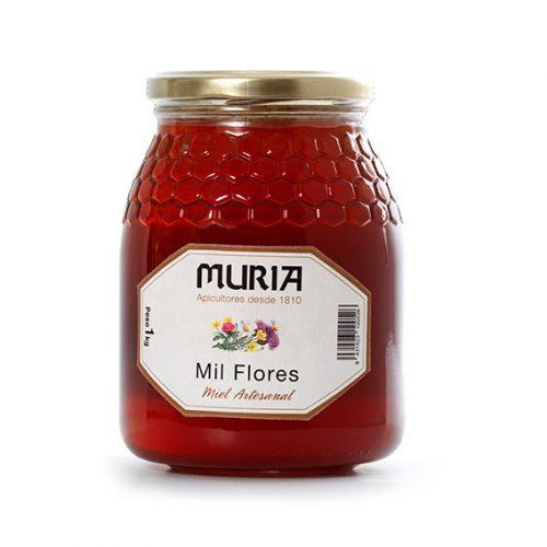 Miel de Milflores 1 kg