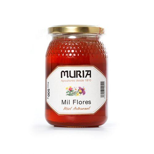 Miel de Milflores 500 gr