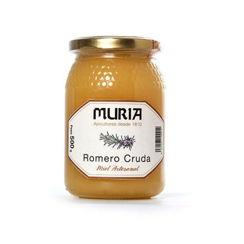 Miel de Romero Cruda 500 gr