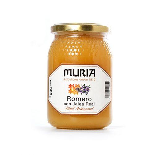 Miel de Romero con Jalea Real 500 gr