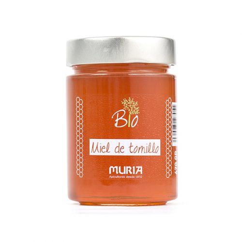 Miel de Tomillo Bio 470 gr