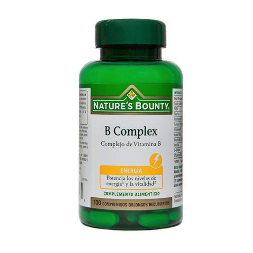 B Complex 100 Comprimidos