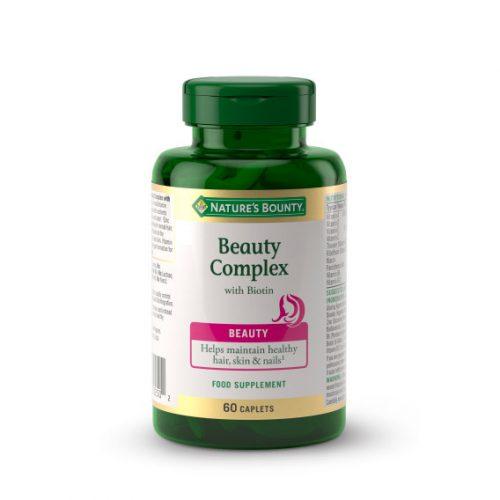Beauty Complex con Biotina 60 Comprimidos