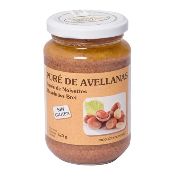 Puré de Avellanas 320 gr