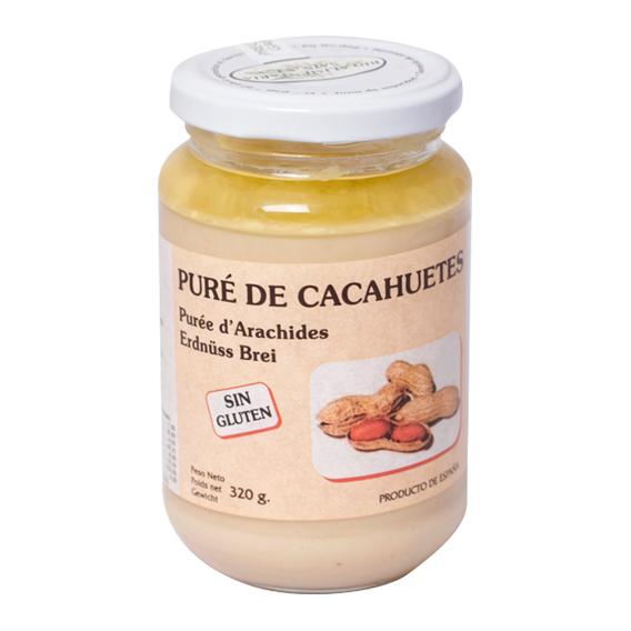 Puré de Cacahuetes 320 gr