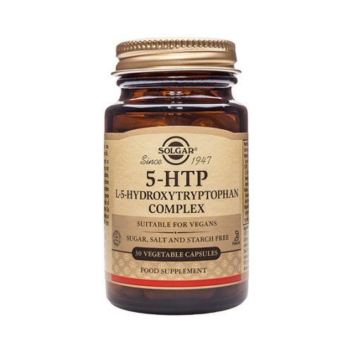 5HTP - 5 Hidroxitriptofano Complex- 30 Cápsulas Vegetales