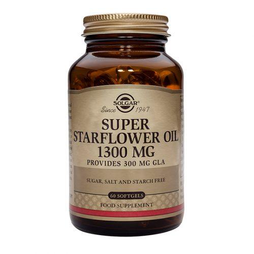 Aceite de Borraja 1300 mg Caps. Blandas 60