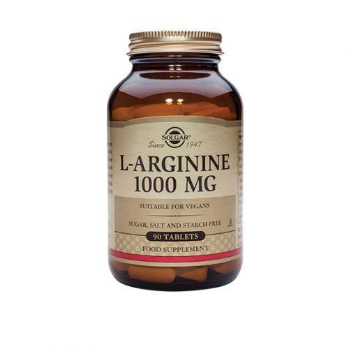 L-Arginina 1000 mg Vegicaps 90