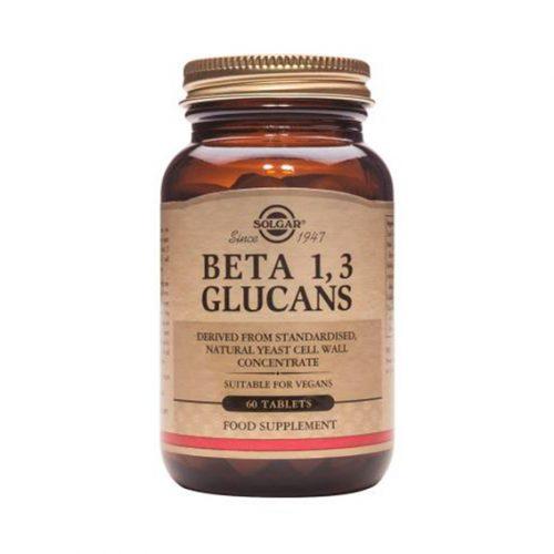 Beta 1.3 Glucanos Comprimidos 60