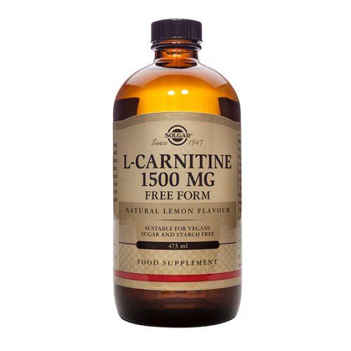 L-Carnitina Líquida 1.500 mg 473 ml