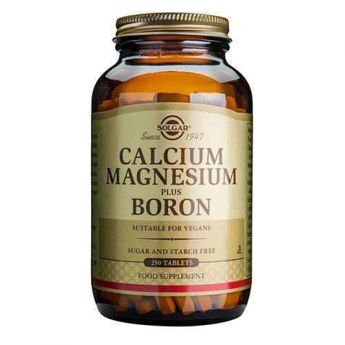 Calcio Magnesio Plus Boro Comprimidos 250