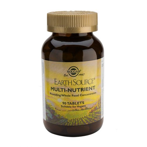 Earth Source ( con base nutritiva ) 90 Comprimidos