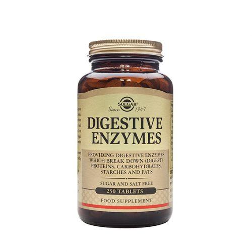 Enzimas Digestivas 250 Comprimidos
