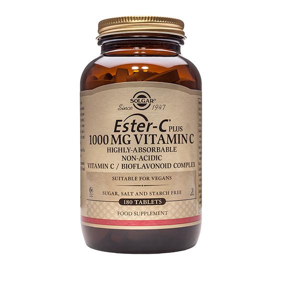 Ester C Plus 1000 mg 180 Comprimidos