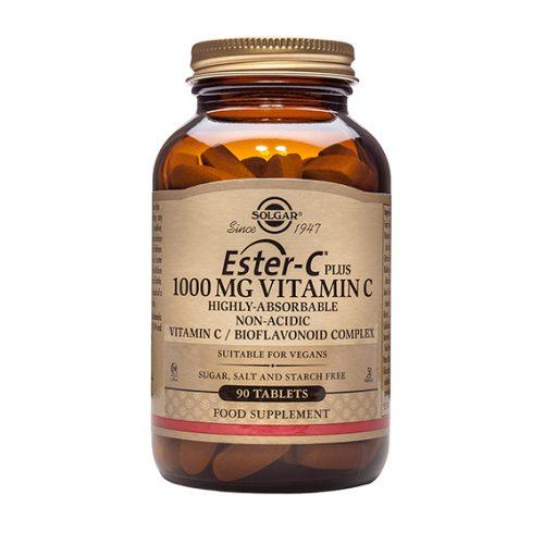Ester C Plus 1000 mg 90 Comprimidos