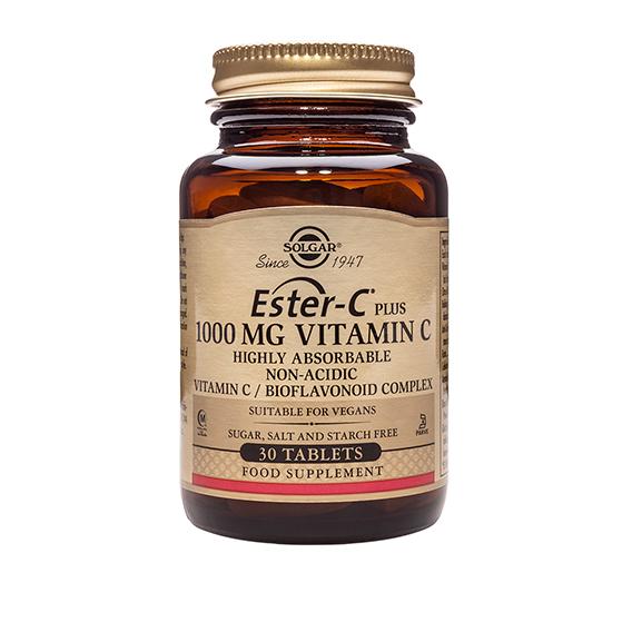 Ester C Plus 1000 mg 30 Comprimidos