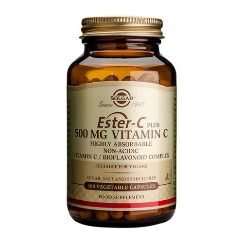 Ester C Plus 500 mg 100 Vegicaps