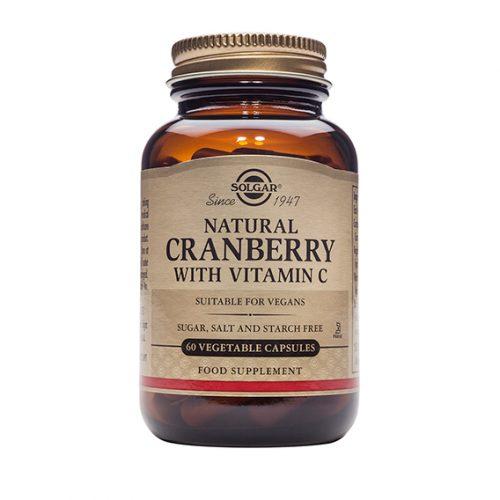 Extracto de Arándano Rojo con Vitamina C Vegicaps 60