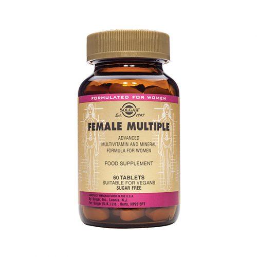 Female Multiple (Complejo para la Mujer) 60 Comp.