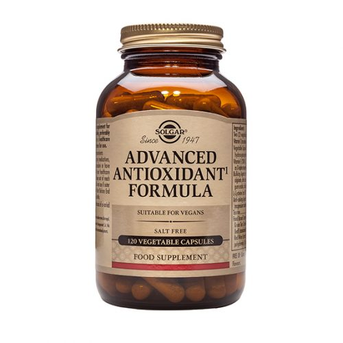 Fórmula Antioxidante Avanzada 120 Vegicaps