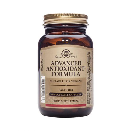Fórmula Antioxidante Avanzada 60 Vegicaps