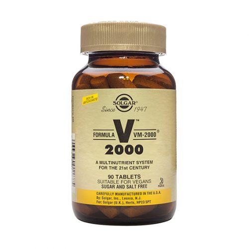 Fórmula VM 2000 Comprimidos 90