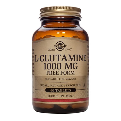 L-Glutamina 1.000 mg 60 Comp.