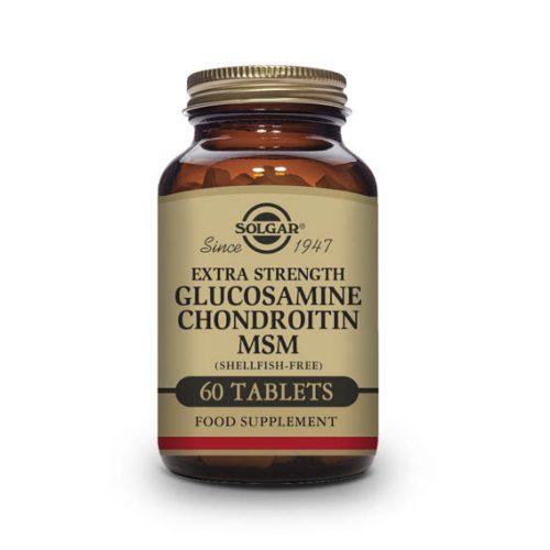 Glucosamina Condroitina MSM 60 comprimidos