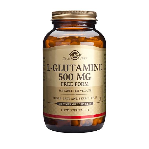 L-Glutamina 500 mg Vegicaps 250