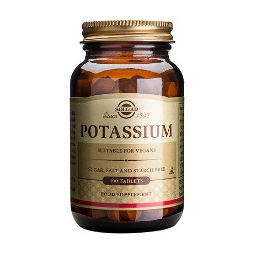 Gluconato de Potasio Comprimidos 100