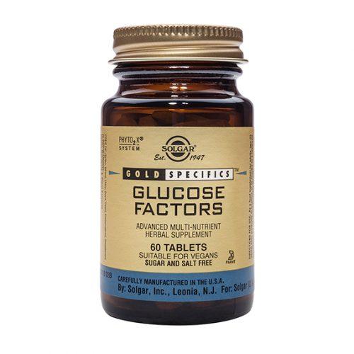 GS Glucose Factors 60 Comprimidos
