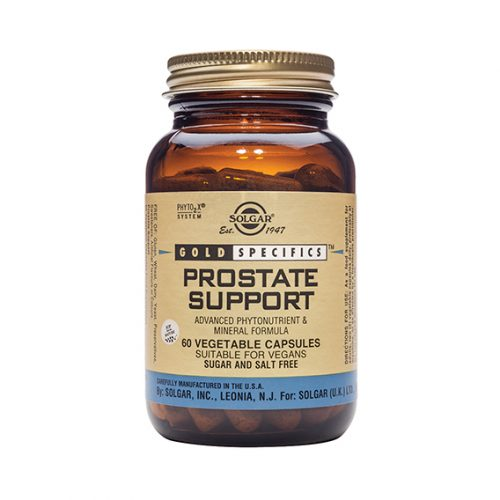 GS Prostate Support 60 Capsulas vegetales