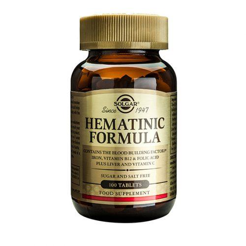 Hematínica Comprimidos 100