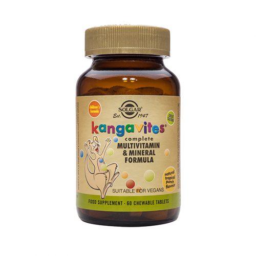 Kangavites Multifrutas Tropicales Comp. 60