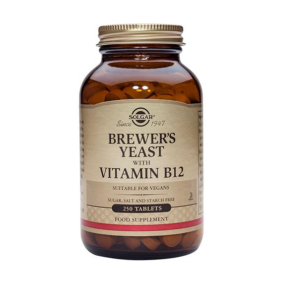 Levadura de Cerveza 500 mg 250 Comprimidos