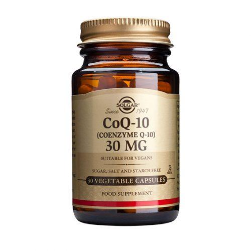Coenzima Q10 30 mg Vegicaps 30