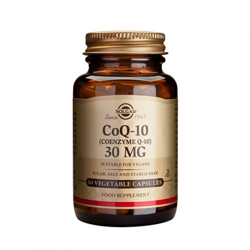 Coenzima Q10 30 mg Vegicaps 60