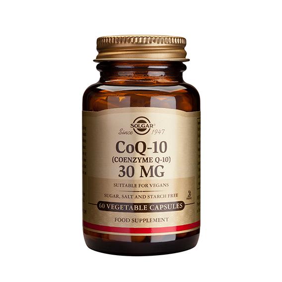 Coenzima Q10 30 mg Vegicaps 60