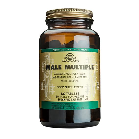 Male Multiple 120 Comp.